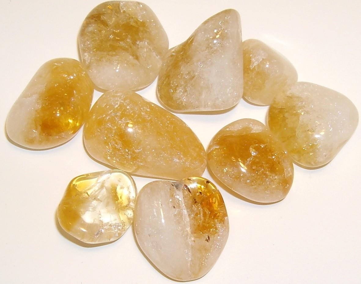 hvite krystaller healing